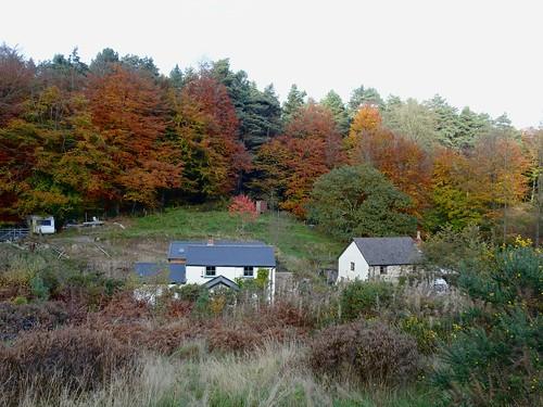 Mineslope Cottages, Upper Cwmbran 31 October 2016