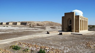 Konye-Urgench Mausoleum