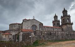 Monasterio de Santa Maria de Oseira (diocrio) Tags: monasterio monasteriodesantamara oseira ourense