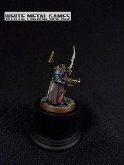 Pre-Heresy Inquisitor (whitemetalgames.com) Tags: pre heresy inquisitor inquisition 40k warhammer 40000 display plinth platinum level pro painted hobby painting miniature commission service services raleigh nc north carolina