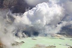 white island III (rina sjardin-thompson photography) Tags: whiteisland island volcano bayofplenty crater steam gas texture colours whakatane rinasjardinthompson landscape northisland nz newzealand