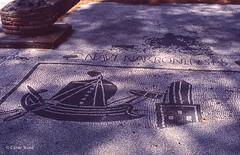 Ostia Antica - Piazzale delle Corporazioni (Fontaines de Rome) Tags: roma rome rom ostiaantica ostia antica piazzaledellecorporazioni piazzale corporazioni statio mosaico narbonne