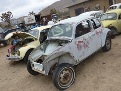 The Old Volks Home (15) - 24 October 2016 (John Oram) Tags: volkswagen vw vwbeetle frenchs theautoclinic yuccavalley 2002p1140307