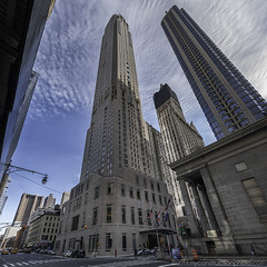 30 Park Place (99 Church St) (NyConstructionPhoto) Tags: 30 park place 99 church st residential hotel new york city manhattan downtown skyscraper construction tribeca four seasons silverstein properties robert stern tishman tallest restaurant wolfgang puck