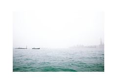 Dear Venice. (mag_photographie) Tags: venice sea photo photography blue shadow wave landscape canon samyang nebbia