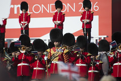 Rio 2016 Olympic celebration London 5 (Mac Spud) Tags: london rio 2016 olympics celebration military band