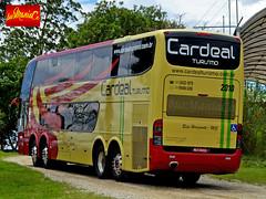 Cardeal Turismo 2010 (busManíaCo) Tags: cardeal turismo carro 2010 marcopolo paradiso g6 1800 dd scania k124 busmaníaco nikond3100 ônibus urbano rodoviário messiânica