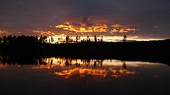 L1160643 (SeppoU) Tags: suomi finland lohja kesmkki summercottage syksy autumn npsy snapshot satunnaispoiminta randompick jrvi lake heijastus reflection leica dlux4
