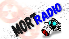 MORTradio Gas Mask Grunge (MORTradio) Tags: mortradio mortuary mortician funeralhome radio radioshow internetradio gimp inkscape photoshop title banner channelart harryhatesgolf youtube grunge splatter gasmask biohazard biohazardwarning graphic graphicdesign