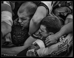 saracens v gloucester tangled (jdl1963) Tags: saracens gloucester rugby union aviva premiership sport bw black white blackandwhite mono