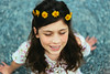 smile (. jaqstef) Tags: girl child tumblr flowers vintage 6d canon 50mm children