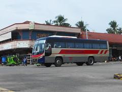 Davao Metro Shuttle 503 (Monkey D. Luffy 2) Tags: santarosa motors daewoo mindanao bus philbes philippine philippines photography enthusiasts society