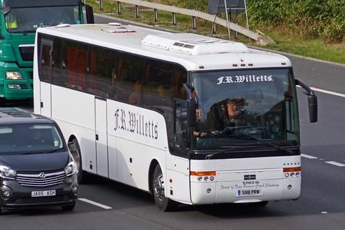 Willetts, Coalway - S88 PRW (A19 AWE, YJ04 GYF, 6 RED, YJ04 GYF)