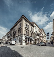 A corner in old quarter of Krakow city (Thien Thach Photography) Tags: oldquarter krakow poland