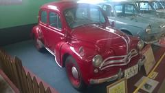 Hino Renault 4CV (mncarspotter) Tags: uminonakamichi car museum classic cars japan classiccarmuseum  nostalgiccarmuseum