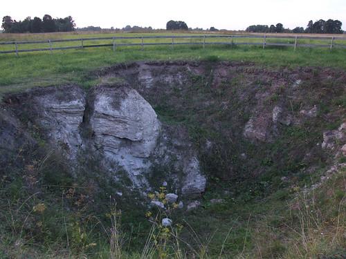 Sinkhole, 04.08.2013.