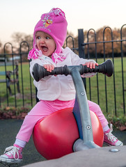 A Cold Day in the Park (Wayne Cappleman (Haywain Photography)) Tags: wayne cappleman haywain photography farnborough hampshire portrait baby toddler