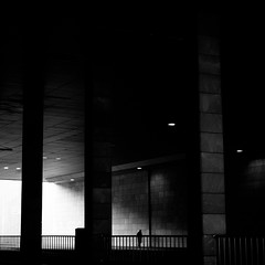 lights (bemberes) Tags: bw urban bilbao epl3