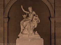 CASTALIE #3 (Pascal Rey Photographies) Tags: muse musedesbeauxartsdelyon palaissaintpierre lyon lugdunum art sculpture sculptures digikam linux ubuntu
