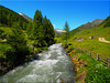 In the beautiful   Ahrntal Valley - South Tyrol (Ostseetroll) Tags: ahrntal geo:lat=4705439152 geo:lon=1214141864 geotagged ita italien kasern südtirolaltoadige valleaurina ahr italia italy fluss river alpen alps