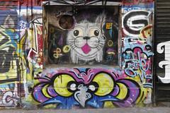 ?? - Nite Owl (Ruepestre) Tags: nite owl paris france streetart street graffiti art graffitis urbanexploration urbain urban