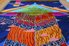 Eastern Market Mural (DJ Wolfman) Tags: easternmarket detroit detroitmichigan detroitmi murals color colorful street streetshots streetphotography streetphoto michigan micro43 michiganfavorites olympus olympusomd em5ii zuiko 1240mmf28 1240mmf28olympus