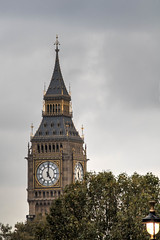 Big Ben in the distance (21mapple) Tags: bigben london england britain clock outdoors outdoor outside old out