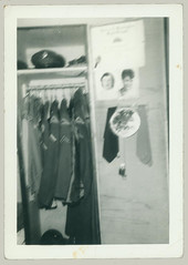 Closet (anyjazz65) Tags: ajo65 foundphotograph closet bloglgplaces bloglgreverse