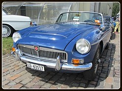 MG MGC, 1968 (v8dub) Tags: mg mgc 1968 c schweiz suisse switzerland british roadster pkw voiture car wagen worldcars auto automobile automotive old oldtimer oldcar klassik classic collector
