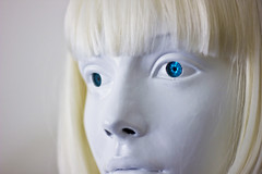 Hanna van sparx eyes (majestic1997) Tags: vocaloid android androids gynoid robots