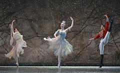 Arancha Baselga, Yvette Knight, Brandon Lawrence (DanceTabs) Tags: dance ballet brb birminghamroyalballet hippodrome dancing dancers