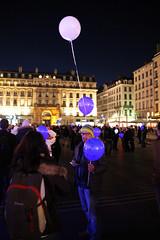 Marche des Lumires 2016 (101) (Centre Lon Brard) Tags: lyon cancer vnement marche