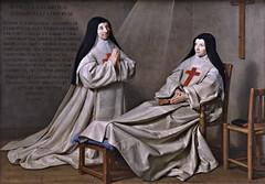 IMG_6455AA Philippe de Champaigne 1602-1674 Paris Ex Voto 1662  Louvre. (jean louis mazieres) Tags: peintres peintures painting muse museum museo philippedechampaigne