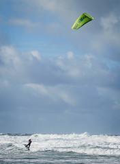 Kite Surfing (judy dean) Tags: judydean 2016 sonya6000 sea surf wind sky kite surfing