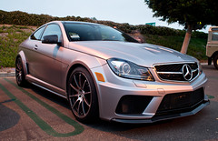 The new Black Series (Bernardo Macouzet Photography) Tags: california county ca orange black cars coffee grey mercedes benz g series oc bernardo coupe irvine matte amg c63 macouzet