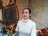 Acqua Santa (JuhaOnTheRoad) Tags: woman usa newyork girl brooklyn williamsburg yoko iphone