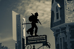 Niagara on the Lake - its Black History (Pradipta Basu) Tags: ontario canada niagara niagaraonthelake blackhistory niagarablackhistory