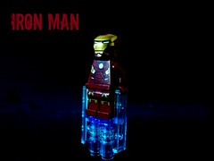 Iron Man (Big Green Sea Monster) Tags: man flying iron lego tony marvel stark