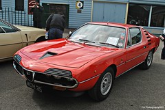 Alfa Romeo Montreal (CA Photography2012) Tags: auto ca canada car museum italian italia day 33 montreal grand automotive alfa romeo gt luxury supercar v8 brooklands tipo tourer 2013 moh35 photography2012