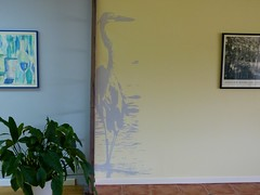 052413 3879 (Nopriors) Tags: greatblueheron wallmural