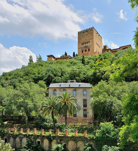 Granada : Under the tower