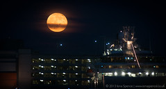 moonrise_25th_072 (IonaSpence) Tags: moon scotland edinburgh fullmoon moonrise astrophotography oceanterminal theskyatnight ionaspence