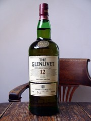 Glenlivet 12 (knightbefore_99) Tags: uk scotland bottle scottish single whisky years aged scotch 12 malt 1824 georgesmith glenlivet
