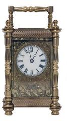 Pendulette de voyage Couaillet (musee de l'horlogerie) Tags: clock museum de carriage muse armand horlogerie saintnicolasdaliermont lhorlogerie couaillet museehorlogerie