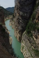Congosto de Mont-Rebei (Catalogne/Espagne) (PierreG_09) Tags: espaa rivire gorge espagne dfil catalogne desfiladero nogueraribagorana congostodemontrebei