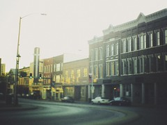 Oh downtown BG, somebody's gotta live here. #vscocam #iheartbg #tiltshift (Alan Hudson Photography) Tags: square squareformat iphoneography instagramapp uploaded:by=instagram foursquare:venue=4fd3aa42e4b09ba5682dec16