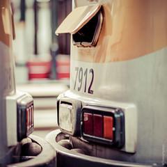 Tram-kissing [Dépôt Stib #7]