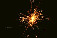 be it (all_ophelia) Tags: fire firework burst sparkler