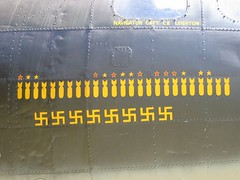 """B-17F Flying Fortress (4) • <a style=""""font-size:0.8em;"""" href=""""http://www.flickr.com/photos/81723459@N04/9230635952/"""" target=""""_blank"""">View on Flickr</a>"""