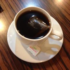 Pu-erh Tea @  Tian Yian Cafe and Restaurant (Vanessallj) Tags: puerhtea foodspotting tianyiancafeandrestaurant foodspotting:place=398435 foodspotting:review=3814216